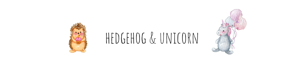 Hedgehog & Unicorn