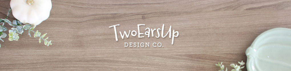 TwoEarsUp Design Co.