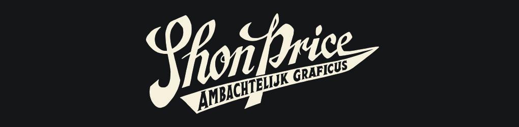 Shon Price Fonts