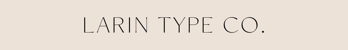 Larin Type Co.