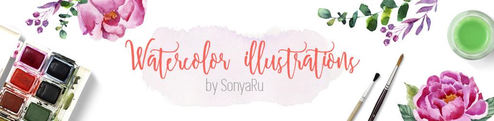 SonyaRu Illustrations