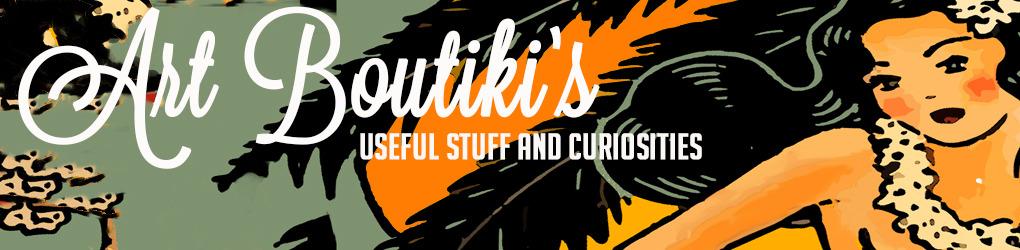 Art Boutiki's Stuff