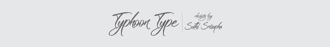 TyphoonType - S. Srisopha