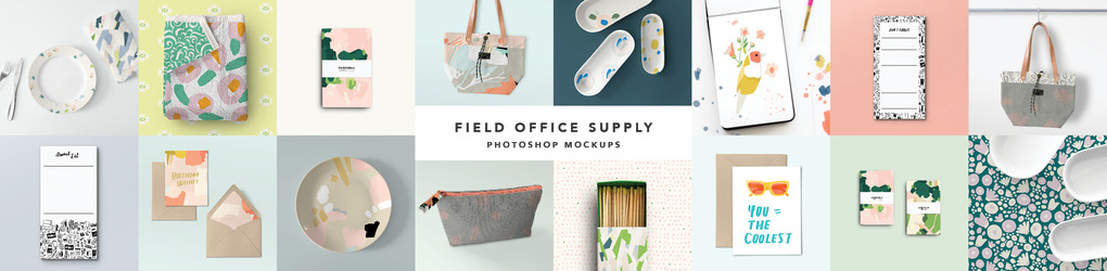 Field Office Mockups