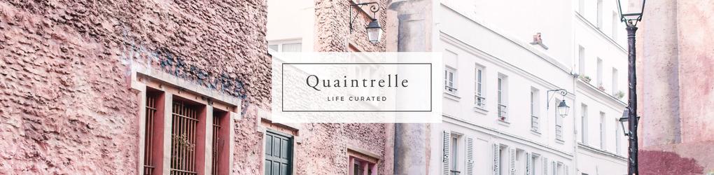 Quaintrelle Life Curated