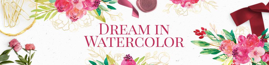Dream in Watercolor