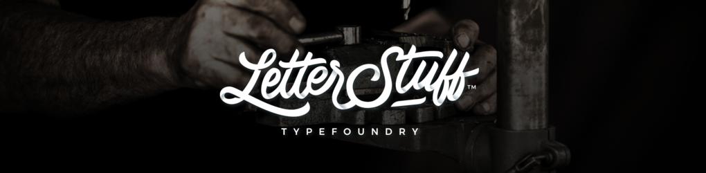 LetterStuff Typefoundry