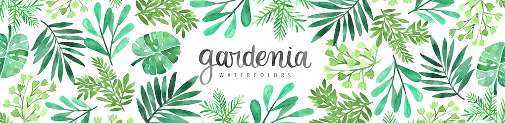 gardeniawatercolors