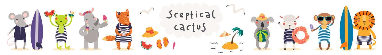 sceptical cactus