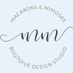 Macarons and Mimosas