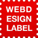 Web Design Label