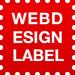 Web Design Label
