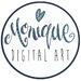 Monique Digital Art
