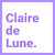 clairedelune