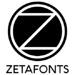 Zetafonts