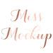 Miss Mockup