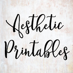 Aesthetic Printables