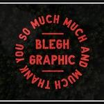 Blegh graphic