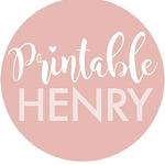 PrintableHenry