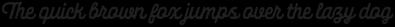 Americus Script Regular