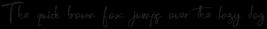 Jacks Script Regular