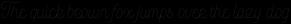 Bourton Script Light