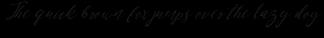 Bosline Italic