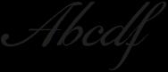 Gingertea Script otf (400) Sample