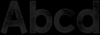 KG TRIBECA STAMP ttf (400) Sample