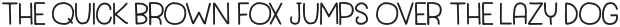 TypesetTrio Punchbowl Bold