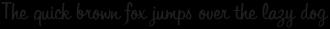 Icenomina Script DDT Regular