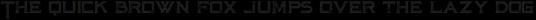 Maroon Inline Grunge