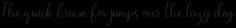 streetlight italic Italic