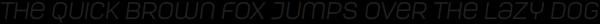 ModernaUnicase Light Italic
