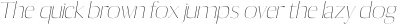 Abril Thin Italic