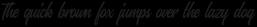 Quentine Stamp Typeface
