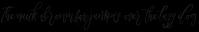 Lushmore Script