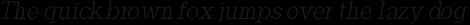 Haytham Light Italic
