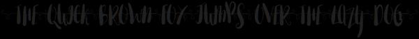 Amber Light Font swirls Uppercase Update