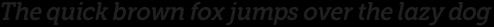 Eacologica Round Slab Italic
