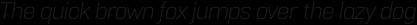 Normative Lt Light Italic
