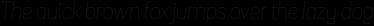 Grota Sans Rd Thin Italic