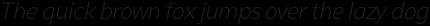 Syabil Light Italic
