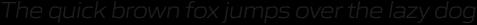 Gomme Sans Light Italic
