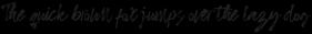 Almirra Script Regular