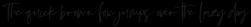 Silver South Serif