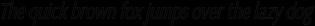 Matsuko Regular Outline Italic