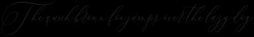 Boutinela Script Regular
