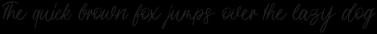 Antonette - Font Regular