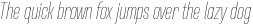 Naratif Condensed Thin Italic